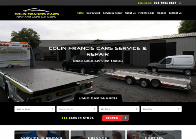Colin Francis Cars