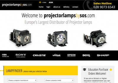 Projector Lamps By SOS