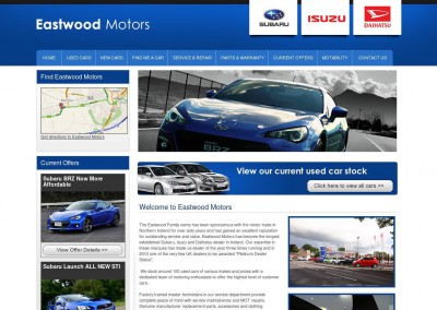 Desmond Eastwood Motors