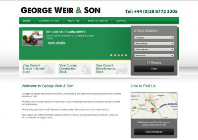 George Weir & Son