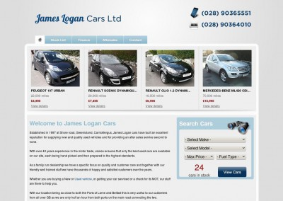 James Logan Cars