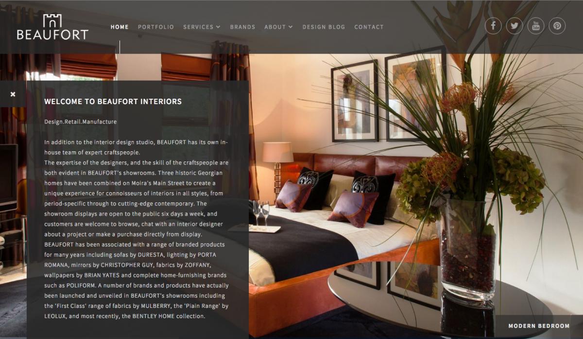 beaufort Interiors home