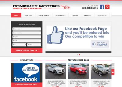Comiskey Motors
