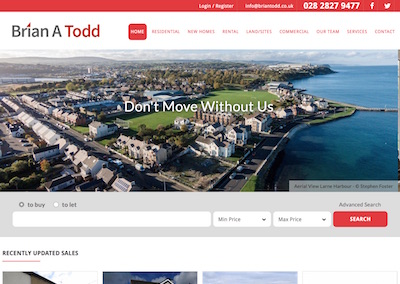 Brian A Todd Estate Agents