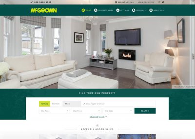 McGeowns Estate Agent