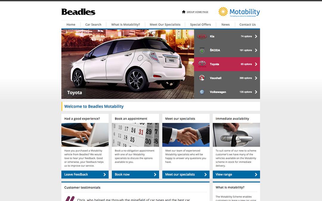 beadles-home