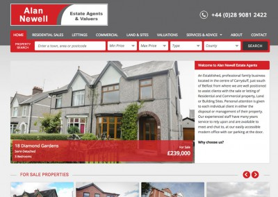 Alan Newell Estate Agents