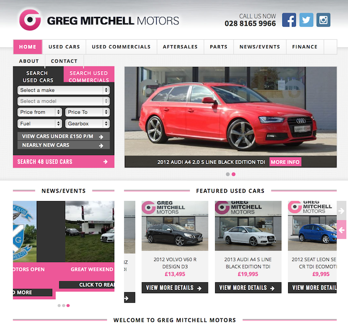 Greg Mitchell Motors