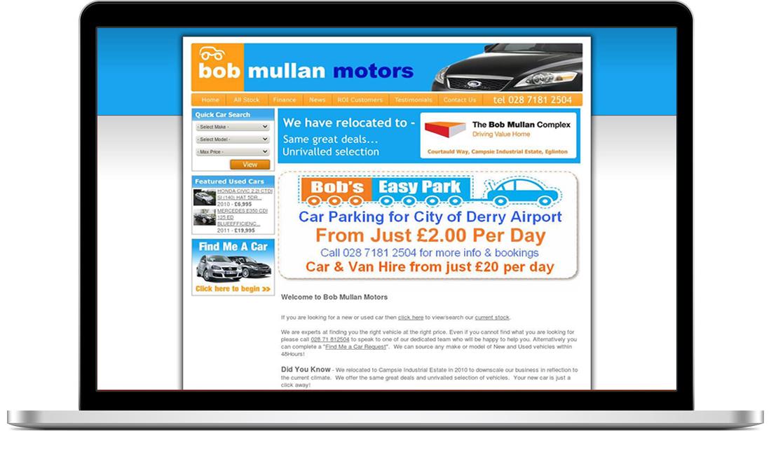 Bob Mullan Motors
