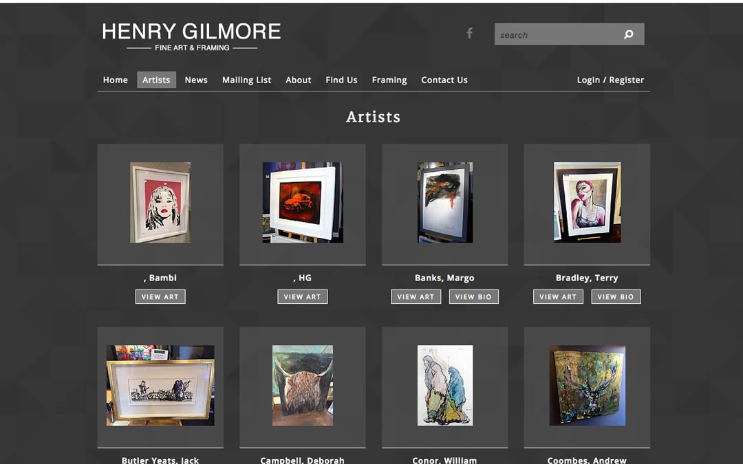 Henry Gilmore
