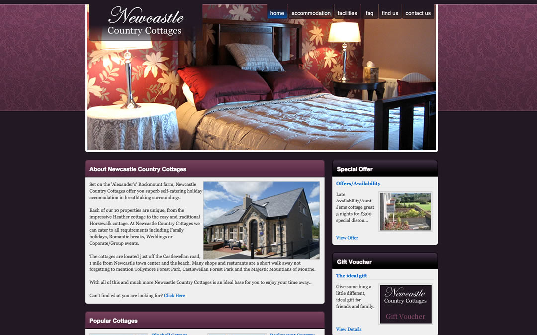Newcastle Country Cottages