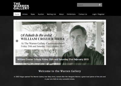 The Warren Gallery