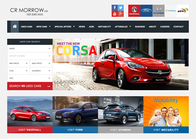 Used Car Websites Northern Ireland