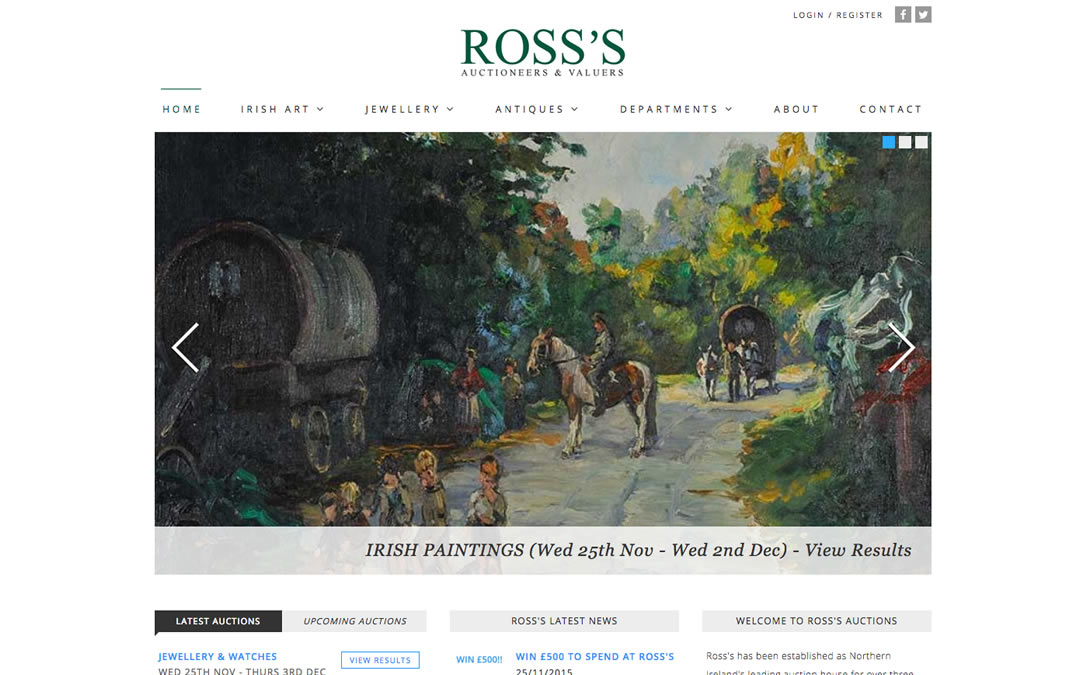 Rosss Auctions
