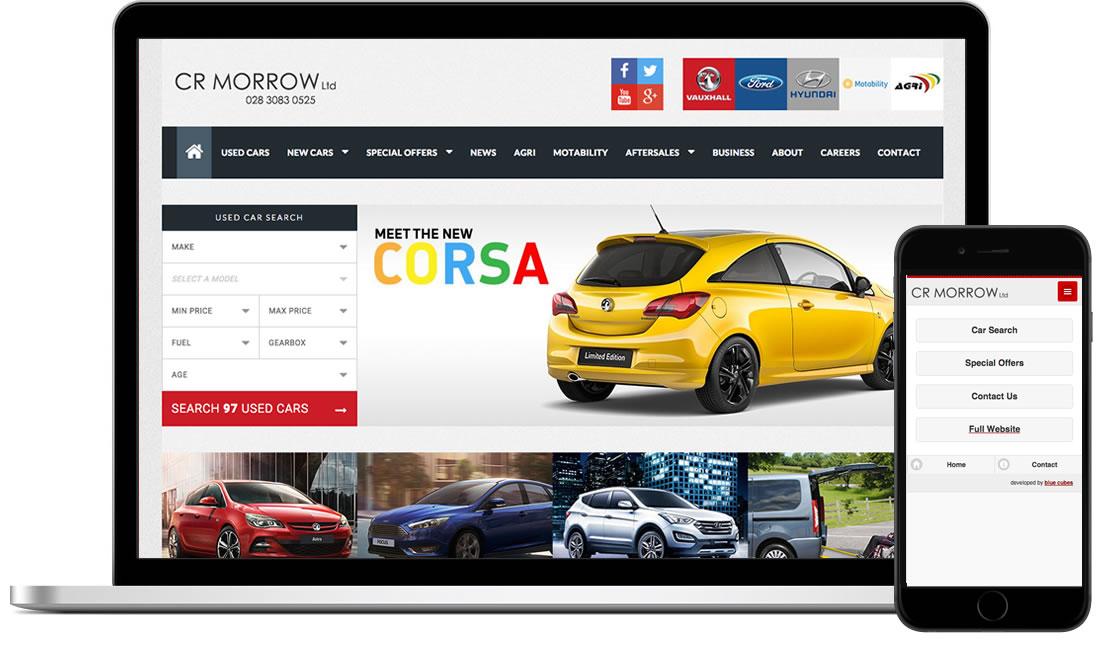 CR Morrow Ltd