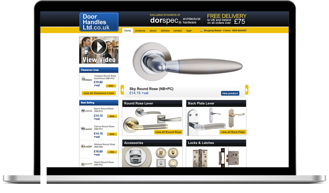 Doorhandles Ltd