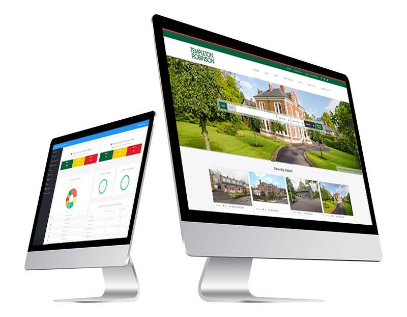 Estate Agency Website Design