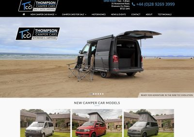 Thompson Camper Cars