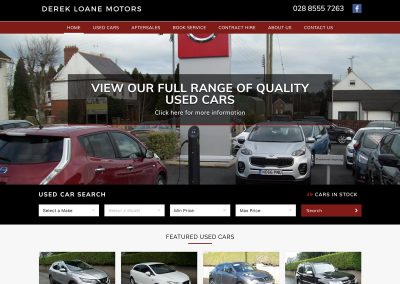 Derek Loane Motors