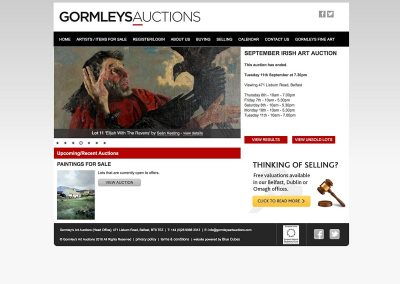 Gormley's Auctions
