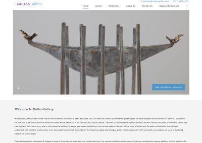 Mullan Gallery