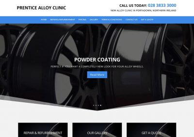 Prentice Alloy Clinic